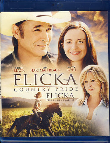 Flicka: Country Pride (Bilingual) (Blu-ray) BLU-RAY Movie