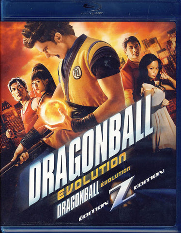 Dragonball Evolution (Blu-ray) (Bilingual) BLU-RAY Movie