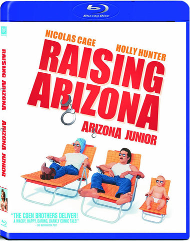 Raising Arizona (Blu-ray) (Bilingual) BLU-RAY Movie