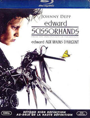 Edward Scissorhands (Blu-ray) (Bilingual)