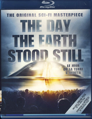 The Day the Earth Stood Still (Blu-ray) (Bilingual) (1951) BLU-RAY Movie
