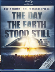 The Day the Earth Stood Still (Blu-ray) (Bilingual) (1951)