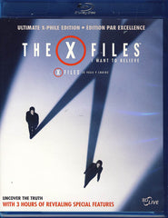 The X-Files: I Want to Believe (Blu-ray) (Bilingual)