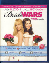 Bride Wars (Blu-ray+ DVD+ Digital Copy) (Blu-ray) (Bilingual)