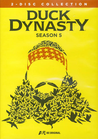 Duck Dynasty: Season 5 (2-Disc Collection) DVD Movie