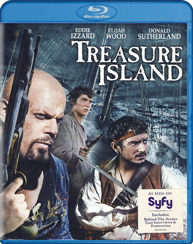 Treasure Island (Blu-ray) BLU-RAY Movie