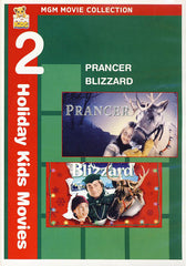 MGM Kids Holiday Movie Two-Pack (Prancer / Blizzard)