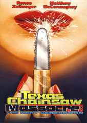 Texas Chainsaw Massacre - The Next Generation (Chainsaw Lipstick Cover)