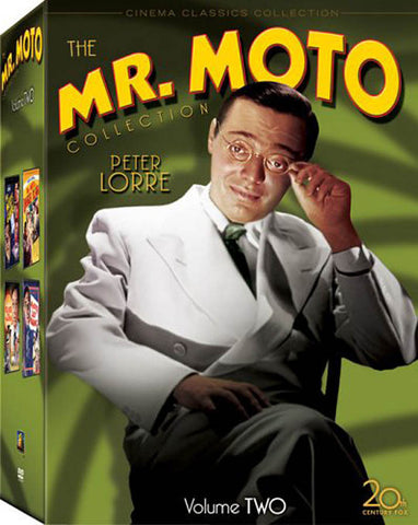 Mr. Moto Collection, Vol. 2 (Peter Lorre) (Boxset) DVD Movie
