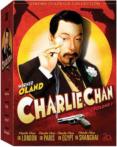 Charlie Chan Collection - Vol. 1 (Boxset) DVD Movie