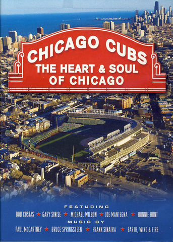 Chicago Cubs: The Heart & Soul of Chicago DVD Movie