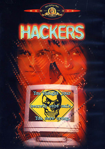 Hackers DVD Movie