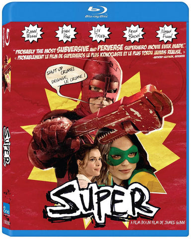 Super (Blu-ray) (Bilingual) BLU-RAY Movie