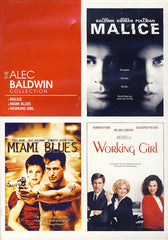 Alec Baldwin Collection (Malice / Miami Blues / Working Girl)