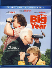 The Big Year (Blu-ray+DVD)(Blu-ray)