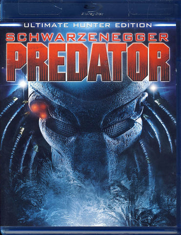 Predator (Ultimate Hunter Edition)(Blu-ray) BLU-RAY Movie