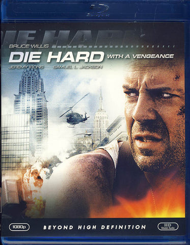 Die Hard : Die Hard With a Vengeance (Blu-ray) BLU-RAY Movie