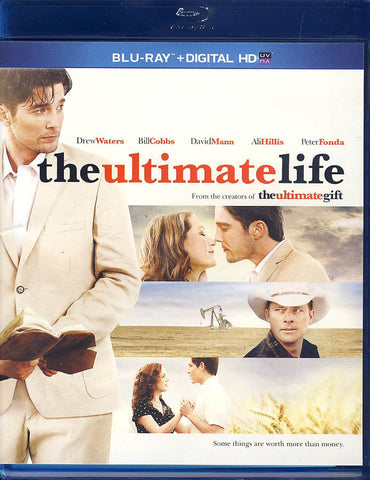 The Ultimate Life (Blu-ray) BLU-RAY Movie