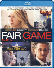 Fair Game (Blu-Ray) (Bilingual)