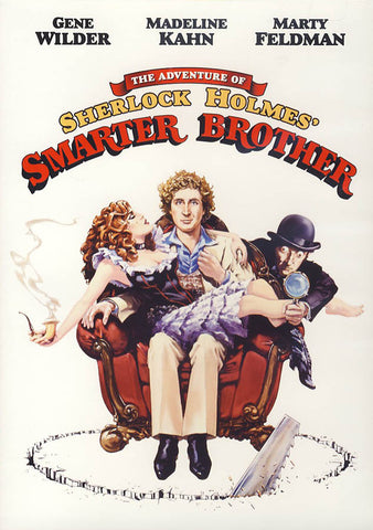 The Adventures of Sherlock HolmesSmarter Brother DVD Movie