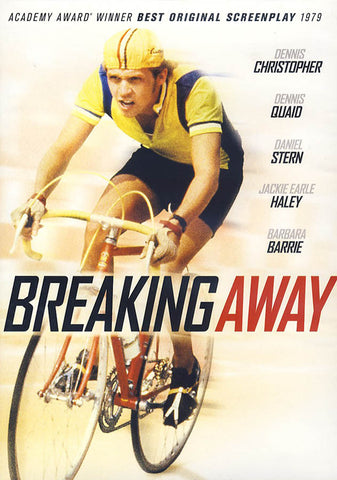 Breaking Away DVD Movie
