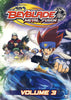 Beyblade: Metal Fusion Vol 3 DVD Movie