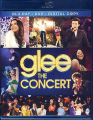 Glee - The Concert Movie (Blu-ray + DVD + Digital Copy) (Blu-ray)