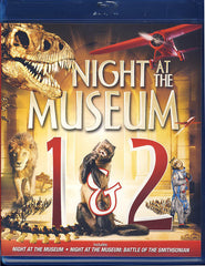 Night at the Museum 1 & 2 (Blu-ray)