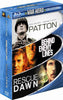 Patton / Behind Enemy Lines / Rescue Dawn (War Hero Collection) (Boxset) (Blu-ray) BLU-RAY Movie