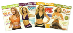 Denise Austin - (Boot Camp ,Yoga Body Burn,Hit the Spot - Core Complete,Best Belly Fat-Blasters) (Bo