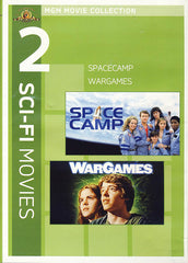 MGM 2 Sci-fi Movies - Space camp / Wargames