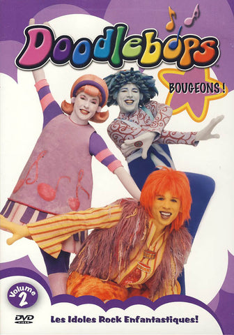 Doodlebops-Bougeons! Vol.2 (French version) DVD Movie