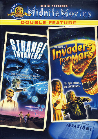 Strange Invaders / Invaders From Mars DVD Movie
