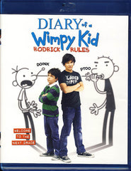 Diary of a Wimpy Kids: Rodrick Rules (Blu-ray)