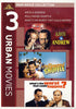 MGM 3 Urban Movies - What's the Worst That Could Happen / Amos & Andrew / Hollywood Shuffle DVD Movie