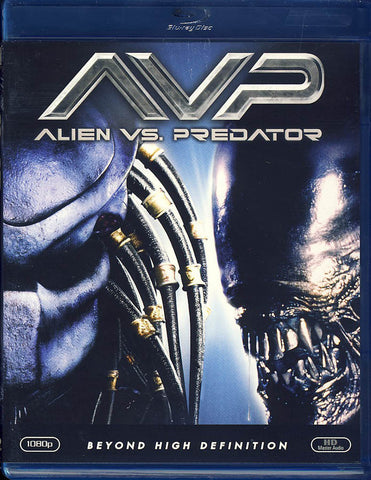 Alien vs. Predator (Blu-ray) BLU-RAY Movie
