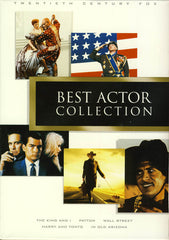 Best Actor Collection (20th Century Fox)(Boxset)