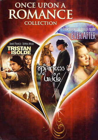 Tristan and Isolde/The Princes Bride/Ever After (Boxset) DVD Movie