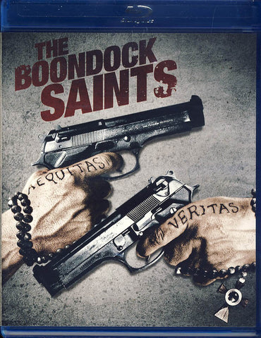 The Boondock Saints (Blu-ray) BLU-RAY Movie