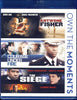 Antwone Fisher/Courage Under Fire/Siege (Triple Feature)(Blu-ray) BLU-RAY Movie