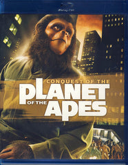 Conquest of the Planet of the Apes (Blu-ray)
