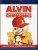 Alvin And The Chipmunks 1 & 2 Double Feature (Blu-ray) BLU-RAY Movie
