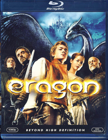 Eragon (Blu-ray) BLU-RAY Movie