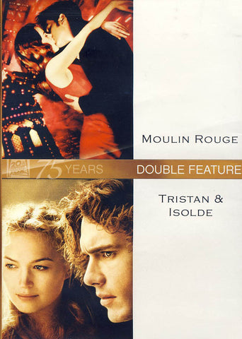Moulin Rouge / Tristan and Isolde (Double Feature) DVD Movie