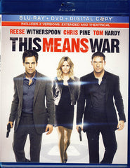 This Means War (Blu-ray+DVD+Digital Copy)(Blu-ray)