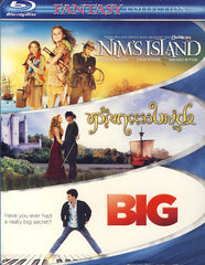 Nim s Island / The Princess Bride / Big (Fantasy Collection) (Blu-ray) (Boxset)