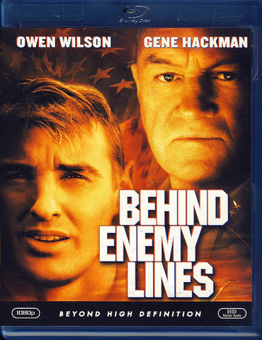 Behind Enemy Lines (Blu-ray) BLU-RAY Movie