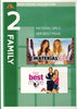 MGM 2 Family Movies: Material Girls / Her Best Move DVD Movie