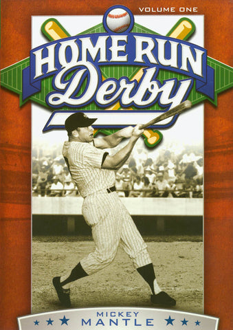 Home Run Derby - Volume One (1) (Mickey Mantle) DVD Movie