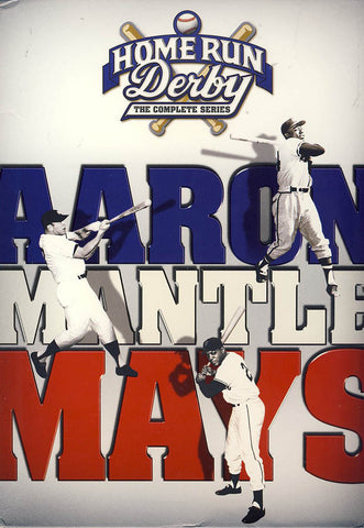 Home Run Derby - The Complete Series (Boxset) DVD Movie